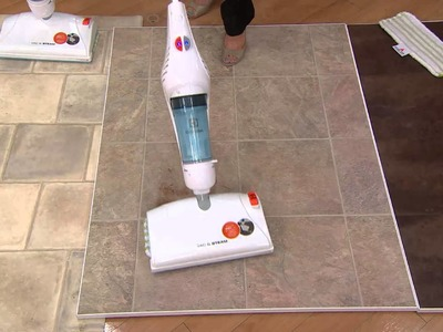 Electrolux Vac & Steam Hard Floor Cleaner w. Accessories with Kerstin Lindquist