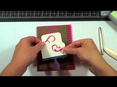 Episode 232 - Birthday Card with Eyelets
