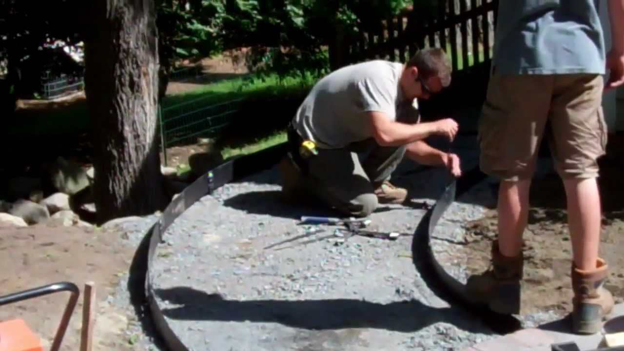 How to Build a Walkway