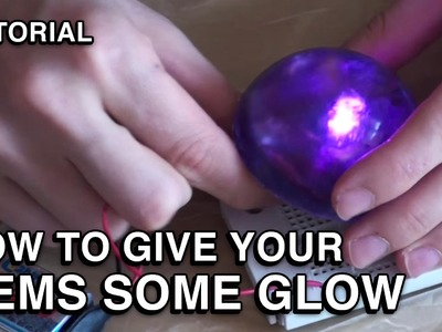 How to give your Gems some Glow