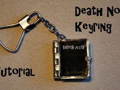 How To Make a Death Note Keyring.