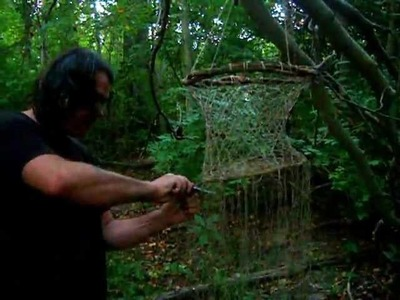 How to Make a Dip Net