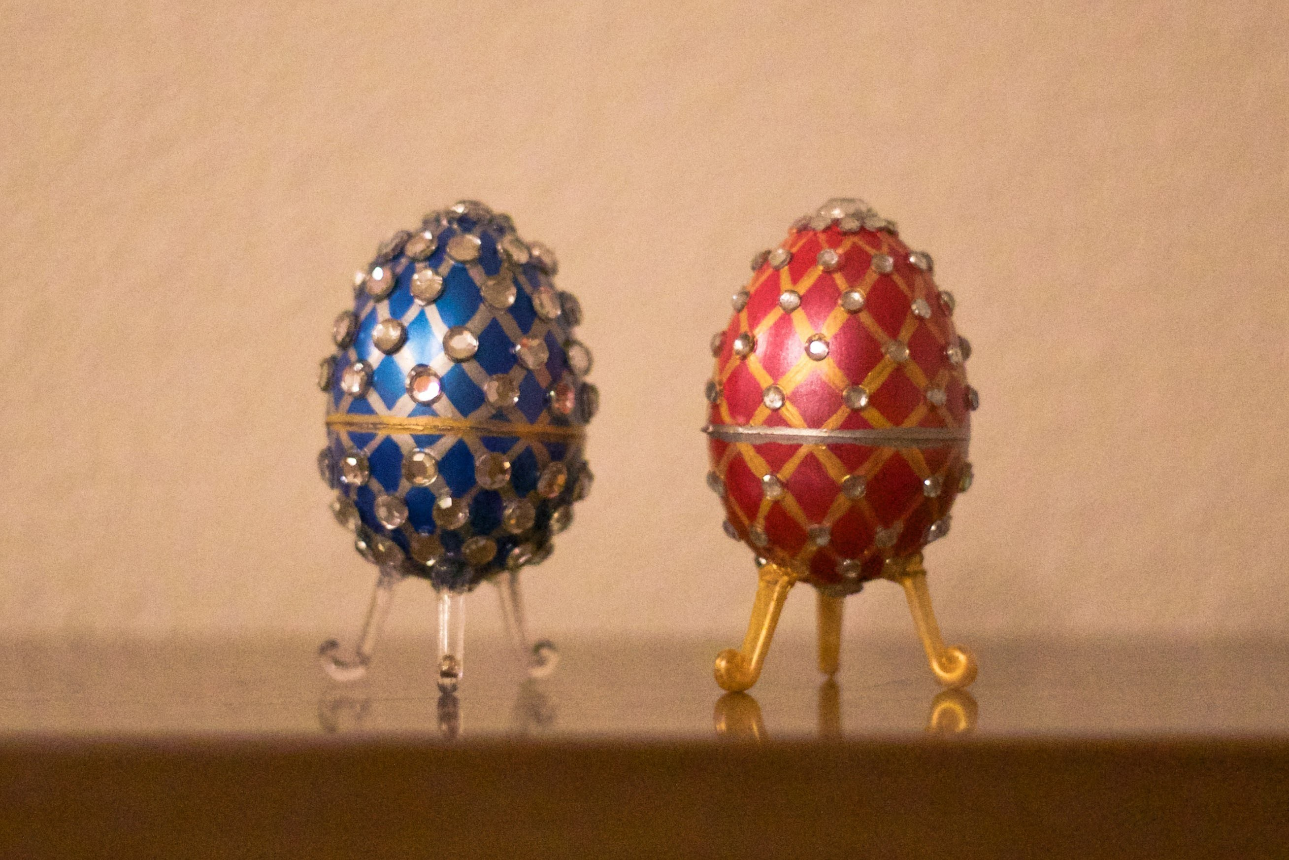 How To Make A Faberge Easter Egg!
