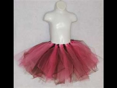 HOW TO MAKE A HEADBAND AND TUTU