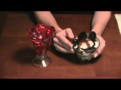 How to Make Dessert Candles
