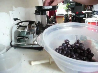 How To Make Fresh Homemade Grape Juice