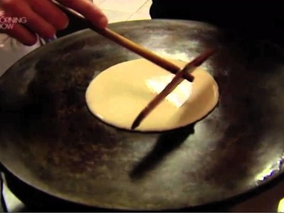 How to make the perfect crepe with chef Jérôme Fernandes