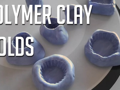 How to Make Your Own Polymer Clay Molds