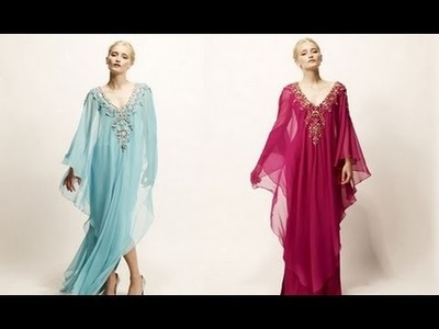 How to style kaftan's - Gorgeous You