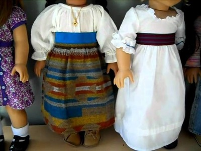 My American Girl Doll Collection With Kanani