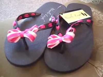 Nicole-Leigh Flip Flops Featured on Blissfully Domestic's Teen Holiday Guide