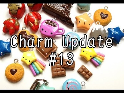 Polymer Clay Charm Update #13