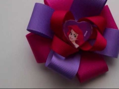 Pretty PrincessWear: Adorable hair bows for your little princess!