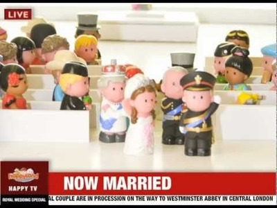 Royal Wedding 2011 - the Wedding Movie