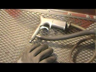 Savage model 24 gun repair part 2
