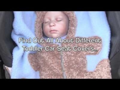 Toddler Car Seat Cover Pattern