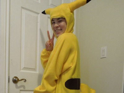 Tutorial: How to Make a Pikachu Costume
