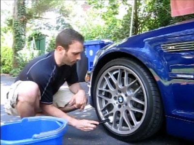 Wheel Cleaning DIY - Featuring Griot's Garage Products