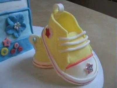16th Cake- Diaper Bag Cake