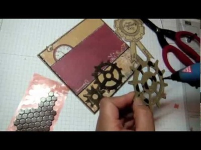 A Quick & Easy Father's Day Card Tutorial