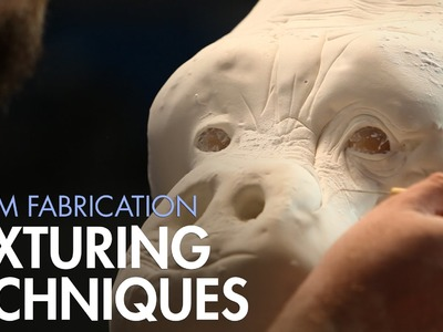 Foam Fabrication Texturing Techniques - PREVIEW