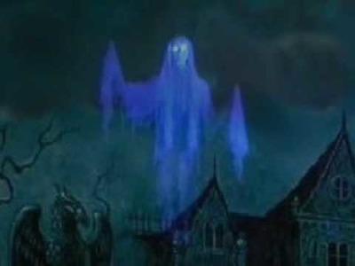 Halloween Haunted House Prop Hope Ghost