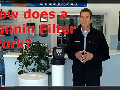How a Tannin Filter Works