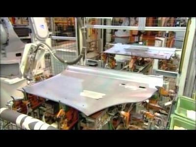 How It's Made - Car Doors