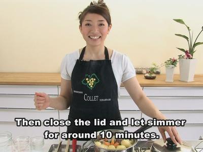 How to cook  Niku-Jaga (sautéed meat with vegetables)