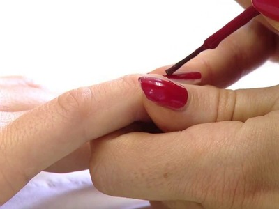How To Give A Basic Salon Perfect Manicure - Step by Step Guide - DIY