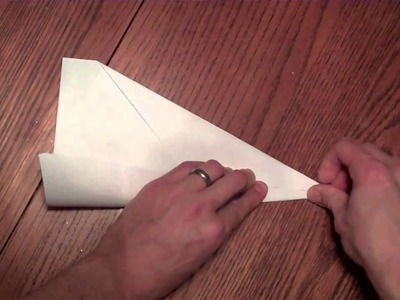 How To Make A Fast-Flying Paper Airplane- The