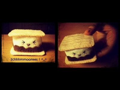 How To Make A Kawaii Smore Plushie Tutorial