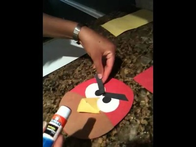 How to make an Angry Birds
