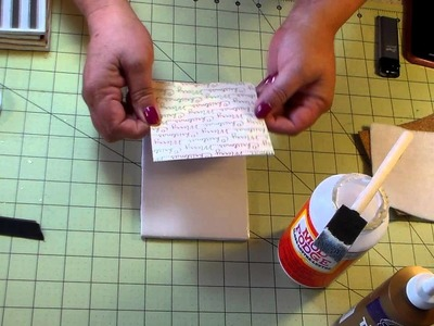 HOW TO: Make drink coasters out of tiles
