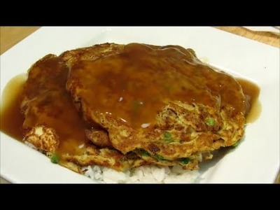 How to make Egg Foo Young - Easy Chinese Recipe