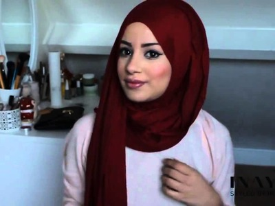 How To Style Your INAYAH Scarf Hijab Tutorial 3