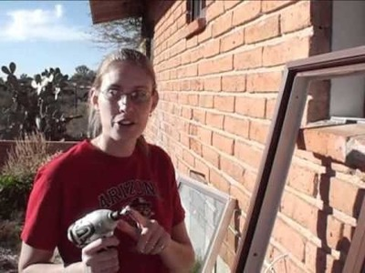Installing Replacement Windows - Step-by-Step