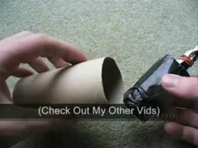 Make A Ring Pull Smoke Grenade!