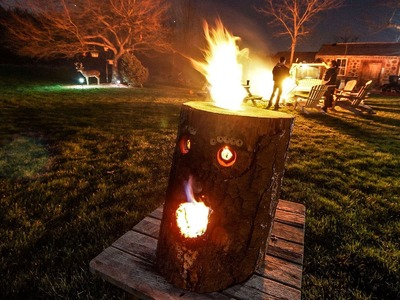 *New* - How to make a Fire Log 2013