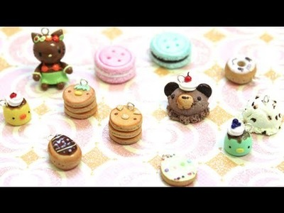 Polymer Clay Charm Update #14