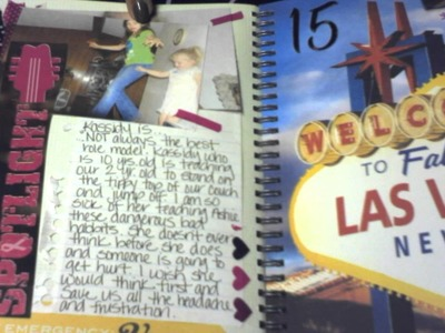 Smash Book.Journal for May 2012