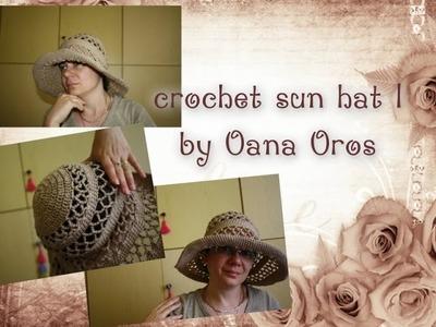Sun hat I