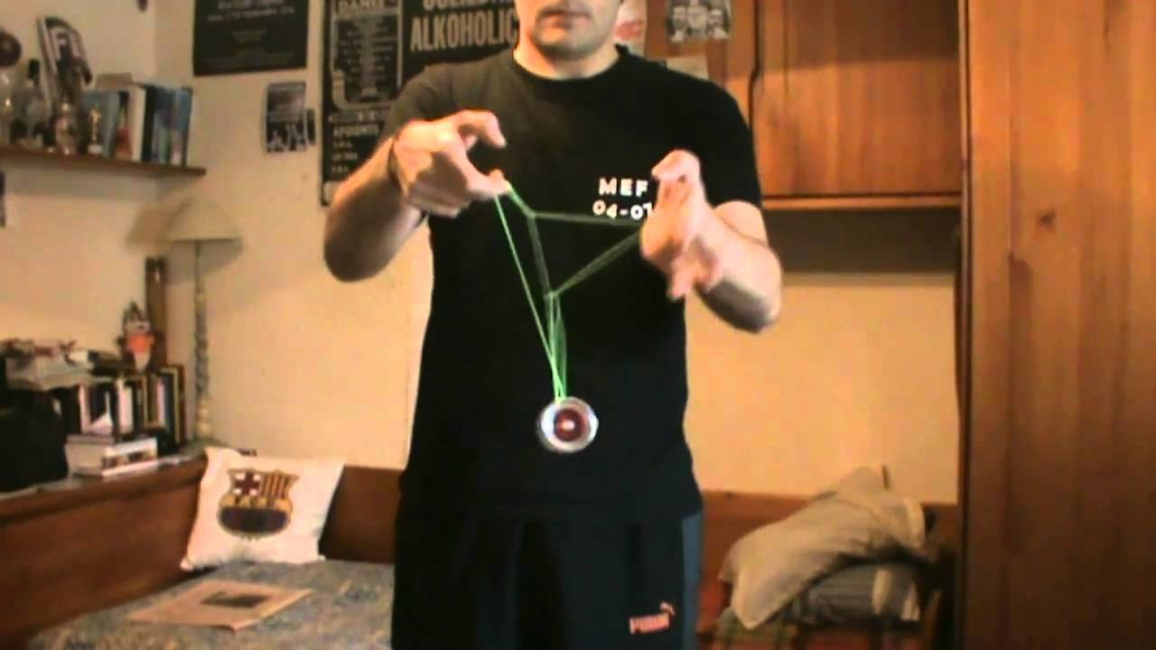 The Azid (yoyo) Bind