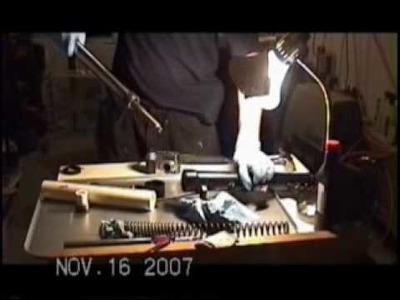 BMW K75 K75S Fork Rebuild Forks By Frank 2 of 3