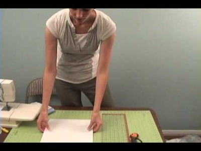 Burp Cloth Tutorial - Handmade Burp Cloths - Part 1