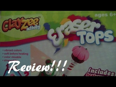 Clayzee Eraser Tops Review (Clay)