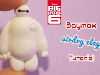 DIY Big Hero 6 Baymax Tutorial | Collaboration with NerdEcrafter