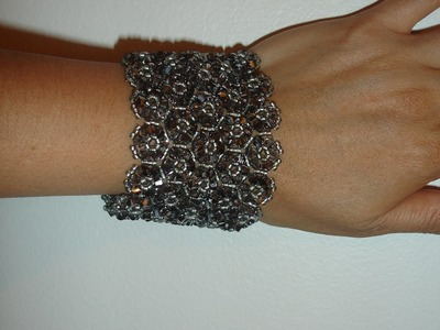 Handmade Jewelry: Elegant Trio Bracelet