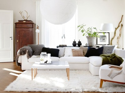 Home tour: Daniella's Scandinavian style home in Sweden