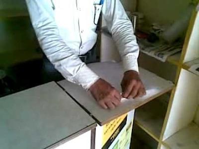 How Make Gandhi Topi
